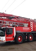 45 m mobile tower crane