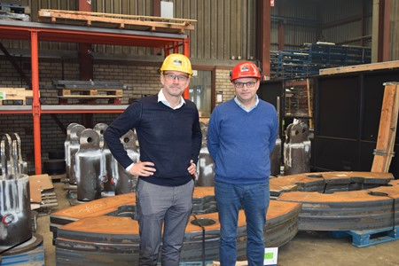 Partnership Breman Machinery B.V. and Wagenborg Nedlift