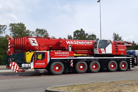 New mobile cranes for Wagenborg Nedlift!